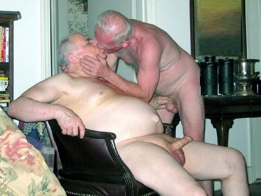 фото зрелый толстый гейев