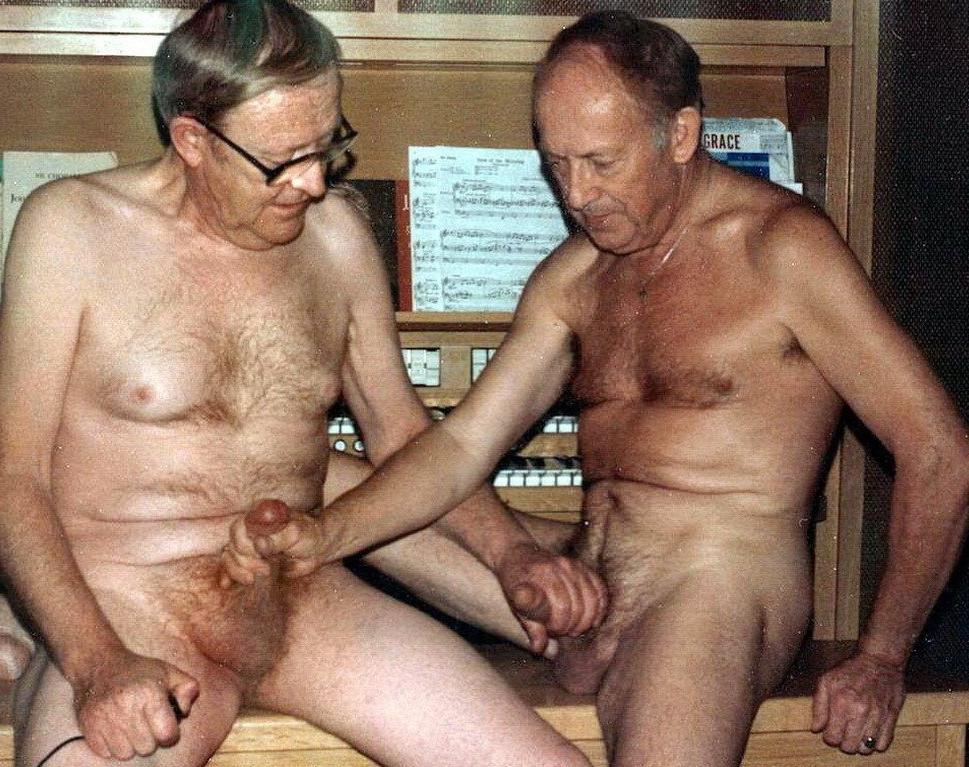 Зрелые геи фото